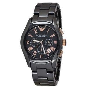 Emporio Armani Men's Ceramica Watch